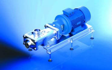 NEW PRODUCT TWIN SCREW PUMP